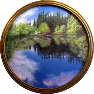 reflection-lake